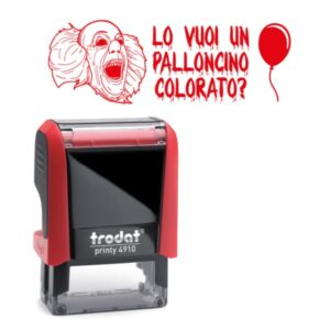 printy 4910 personalizzato IT palloncino colorato