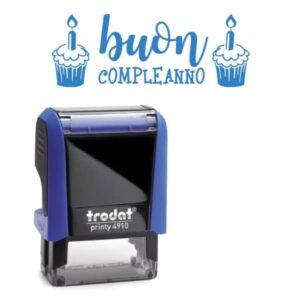 printy 4910 personalizzato buon compleanno