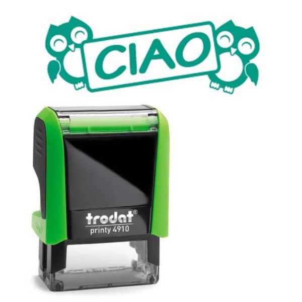 printy 4910 personalizzato ciao