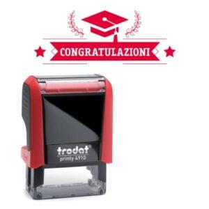 printy 4910 personalizzato congratulazioni