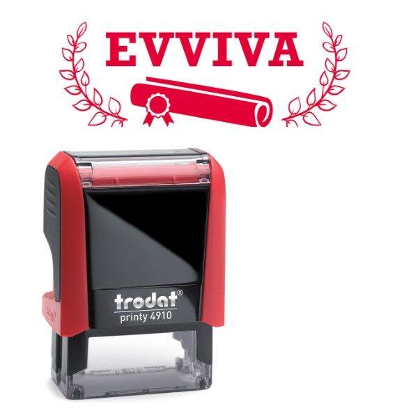 printy 4910 personalizzato evviva