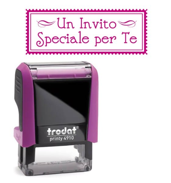 printy 4910 timbro speciale party