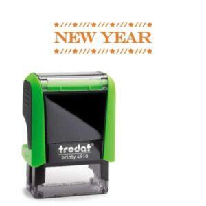 printy 4910 personalizzato new year
