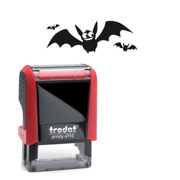 printy 4910 personalizzato pipistrelletti