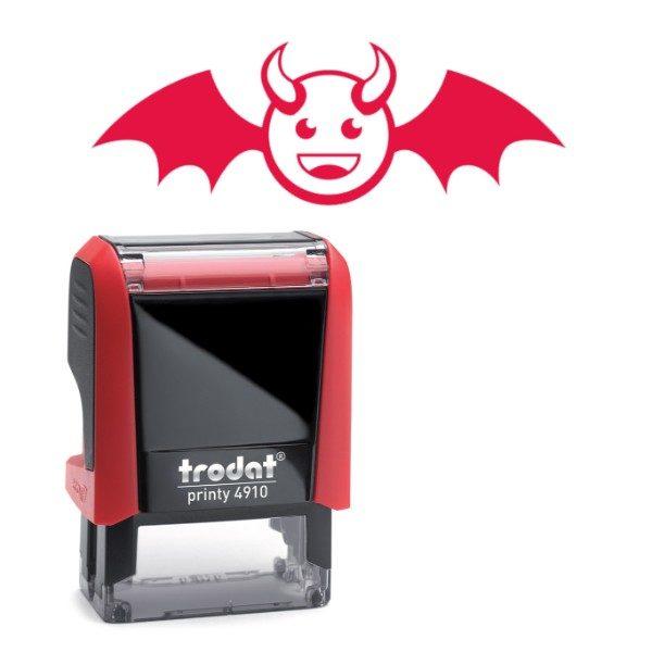 printy 4910 personalizzato pipistrello