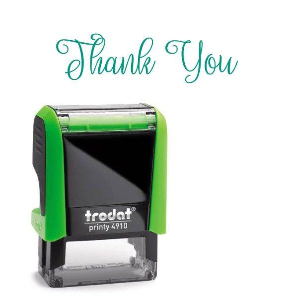 printy 4910 personalizzato thank you