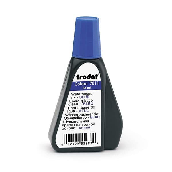 Trodat colour 7011 - blu