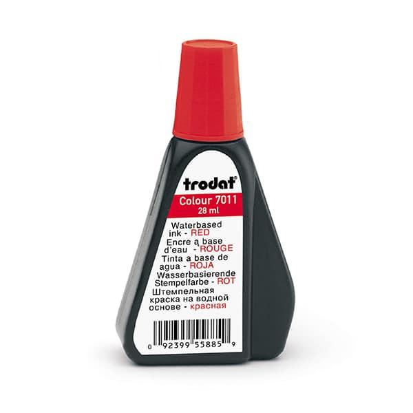 Trodat colour 7011 - rosso