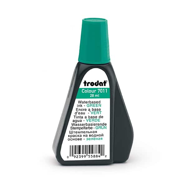 Trodat colour 7011 - verde