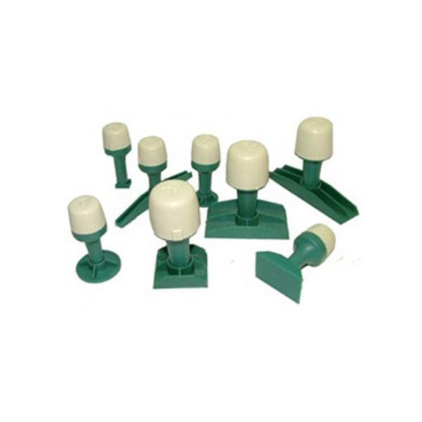 timbri manuali plastica