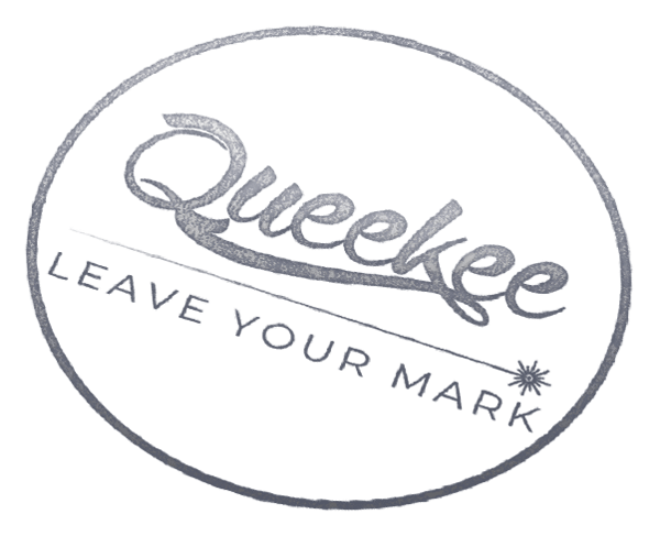 queekee leave your mark timbri personalizzati