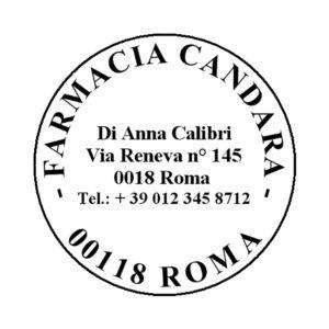 gomma per TRODAT PRINTY 4638