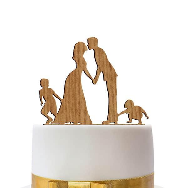 cake topper torta matrimonio