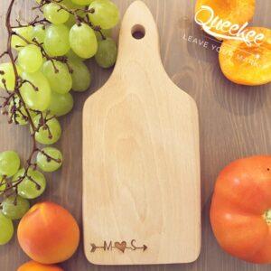 tagliere personalizzato inciso legno idee regalo