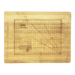 Splendido tagliere personalizzabile in legno con geometrie e dimensioni studiate per un taglio perfetto