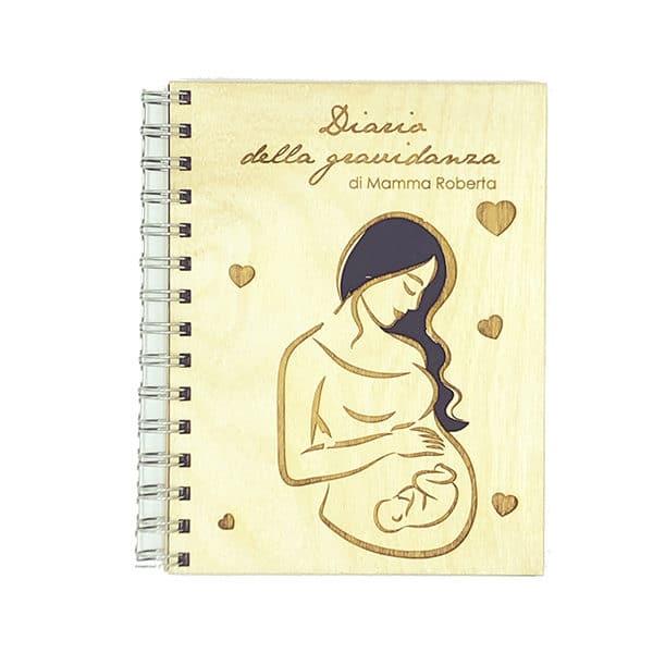 idea regalo futura mamma gravidanza oggetto personalizzato