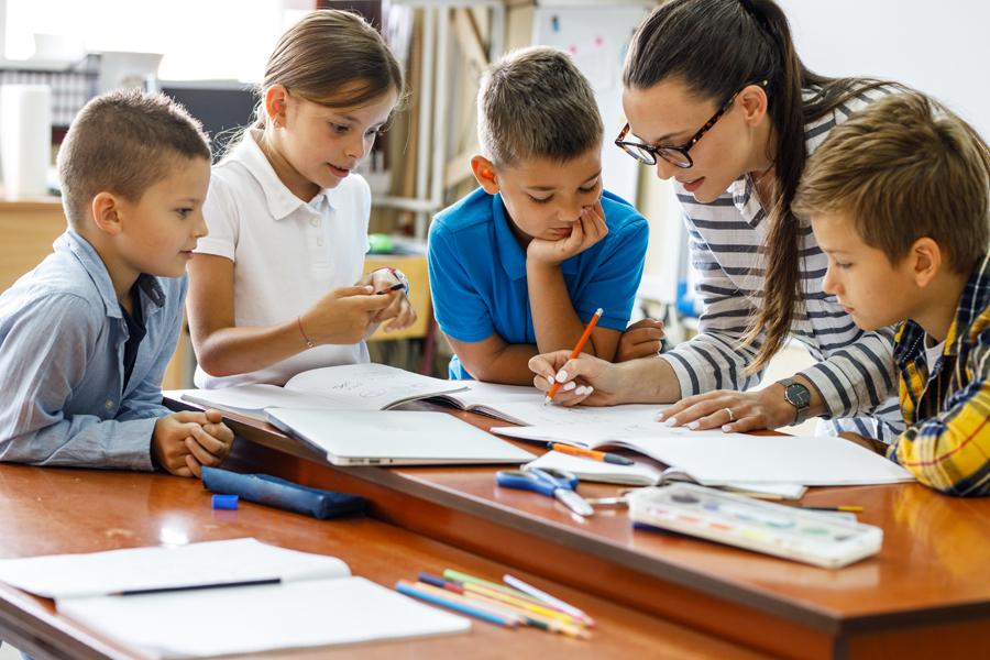 segnalibro maestra - il regalo per la maestra
