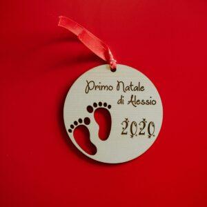Decorazioni personalizzate Albero di Natale - Piedini