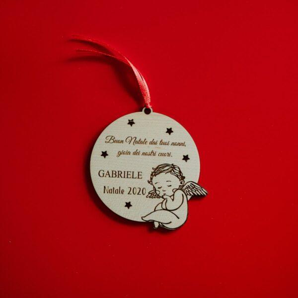 Decorazioni personalizzate Albero di Natale - Angioletto