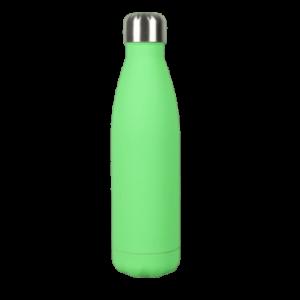 Borraccia in acciaio inox personalizzabile - Verde