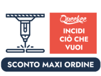 incisioni personalizzate queekee